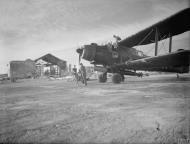 Asisbiz Fleet Air Arm Fairey Albacores used to bolster Maltas defenses 1st Dec 1942 IWM A13423