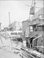 Asisbiz HMS Lance in Dry Dock no2 Grand Harbour Malta 19 24 Aug 1942 IWM A11491