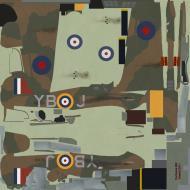 Asisbiz COD KF Hurricane I RAF 17Sqn YBJ N2359 Stevens Debden England 1940