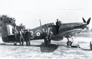 Asisbiz Hawker Hurricane I RAF 17Sqn YBW Bird Wilson P3978 Debdeb England July 1940 03