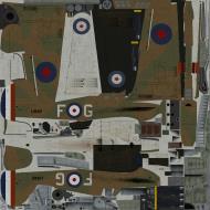 Asisbiz COD B1 Hurricane I RAF 1Sqn FG Mould L1842 France 1939