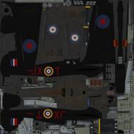 Asisbiz COD B1 Hurricane I RAF 1Sqn JXT P2649 England 1940