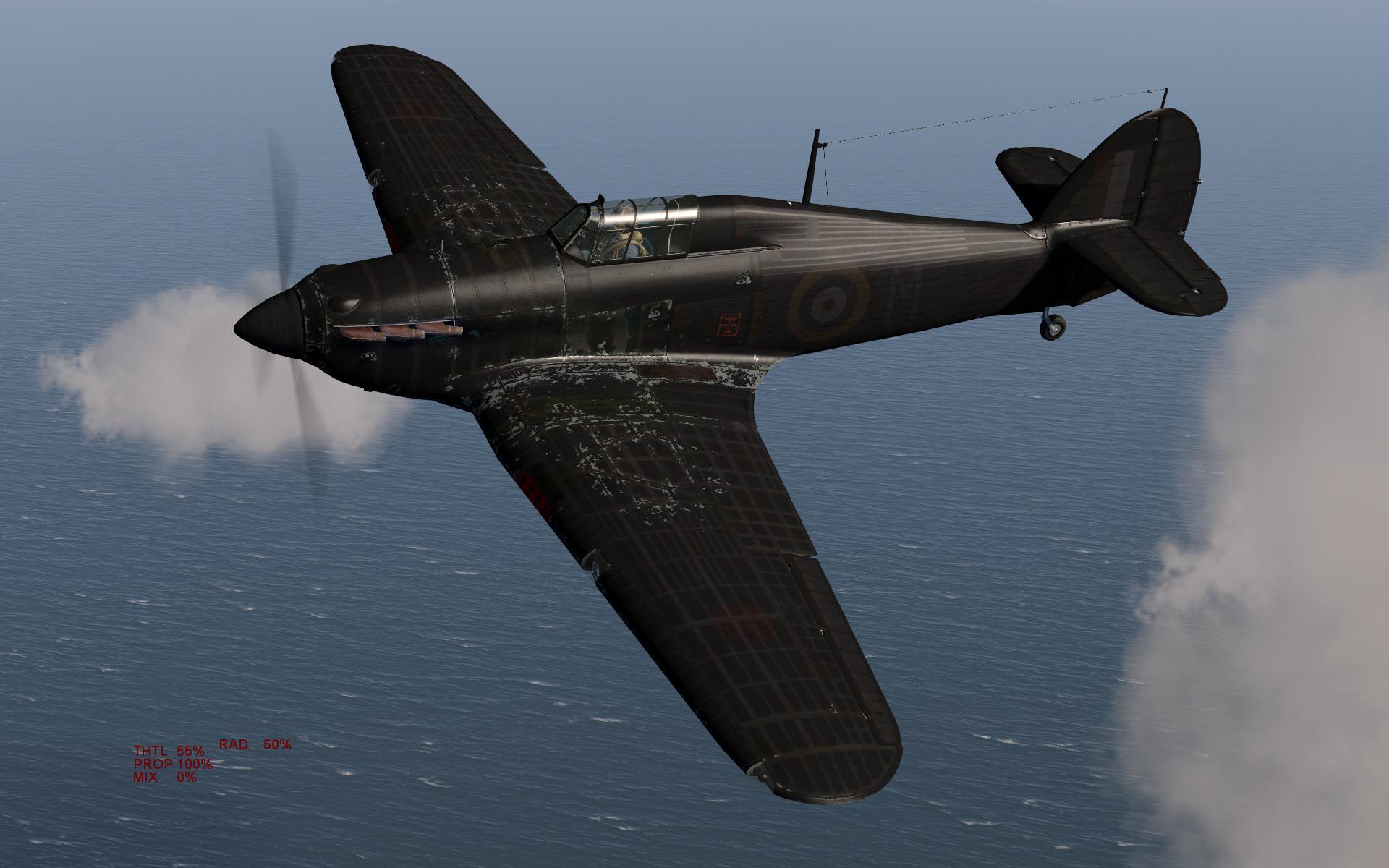 COD KF I RAF 213Sqn M W9291 Eygpt 1941 V0A
