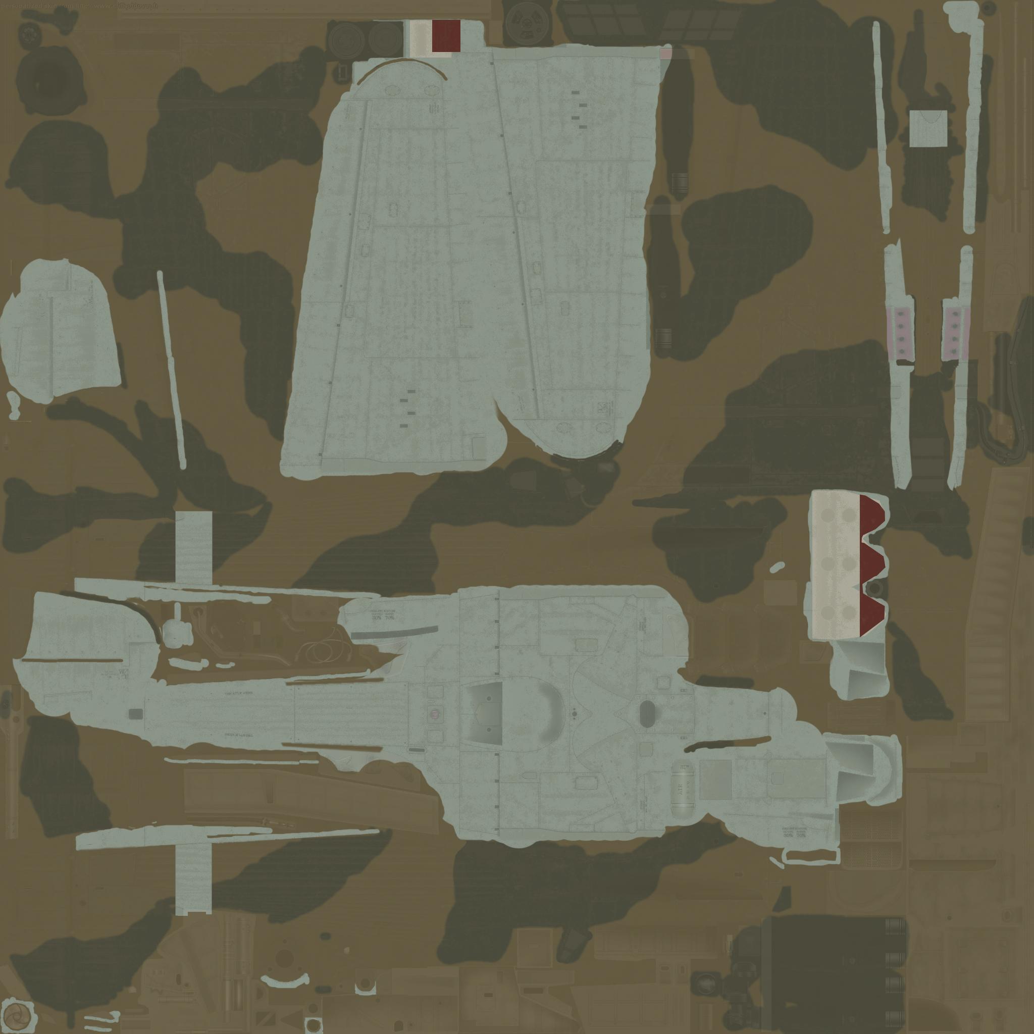 COD MS Hurricane I RAF 213Sqn V George Westlake Z4223 Cyprus 1941 NM