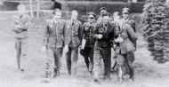 Asisbiz Airmen RAF Douglas Bader with Adolf Galland Aug 9 1941 01
