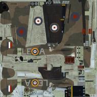 Asisbiz COD C6 Hurricane I RAF 242Sqn LEA William McKnight P2961 England 1940