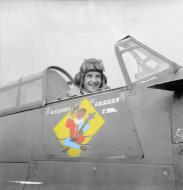 Asisbiz Hawker Hurricane I RAF 245Sqn DX W2900 SLdr J Simpson Aldergrove Northern Ireland May 6th 1941 03
