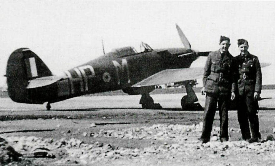 Hurricane IIb RAF 247Sqn HPM England May 1940 01