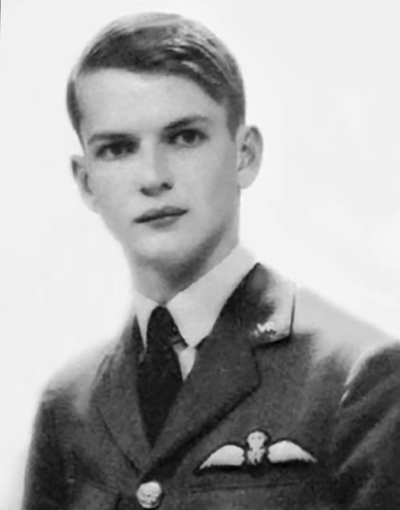 Aircrew RAF pilot Percy Burton from 249Sqn KIA 27th Sep 1940 01