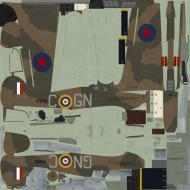 Asisbiz COD C6 Hurricane I RAF 249Sqn GNC Barclay V7600 England 1940