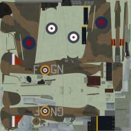 Asisbiz COD C6 Hurricane I RAF 249Sqn GNF Ginger Neil V7313 England 1940