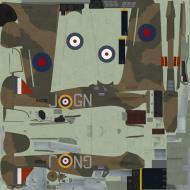 Asisbiz COD C6 Hurricane I RAF 249Sqn GNJ Grandy R4229 England 1940