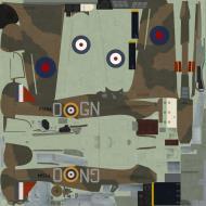 Asisbiz COD C6 Hurricane I RAF 249Sqn GNO Wells P3594 England 1940