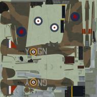 Asisbiz COD C6 Hurricane I RAF 249Sqn GNY Butch Barton P3579 England 1940