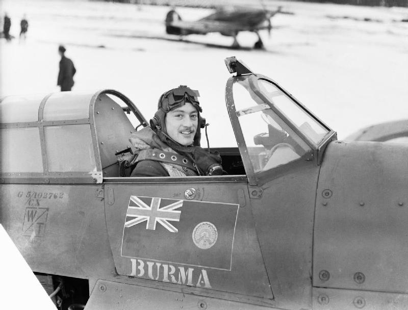 Aircrew RAF pilot Robert Stanford Tuck 01