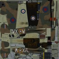 Asisbiz COD KF Hurricane I RAF 302Sqn WXW V6941 Duxford England Nov 1940