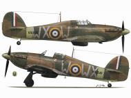 Asisbiz Hurricane I RAF 302Sqn WXW V6941 Duxford England Nov 1940 TC15016