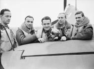 Asisbiz Aircrew RAF 303Sqn (Polish) pilots at RAF Leconfield Yorkshire 24th Oct 1940 IWM CH1533