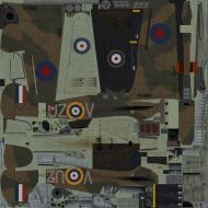 Asisbiz COD YY Hurricane I RAF 306Sqn UZV V7118 Ternhill England 1941 01