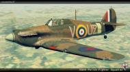 Asisbiz COD YY Hurricane I RAF 306Sqn UZV V7118 Ternhill England 1941 V0A