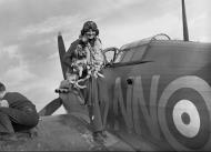 Asisbiz Hawker Hurricane I RAF 310Sqn NN D Bohumir Furst P3143 England 7 Sep 1940 IWM CH1296