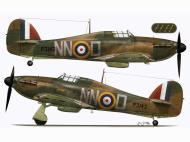 Asisbiz Hurricane I RAF 310Sqn Czech NND Bohumir Furst P3143 Duxford Sep 1940 TC15016