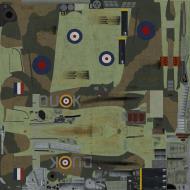Asisbiz COD KF Hurricane II RAF 312Sqn DUK Z3437 England 1941