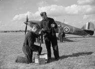 Asisbiz Hurricane I RAF 312Sqn DUJ L1926 Duxford 1940 IWM CH1434