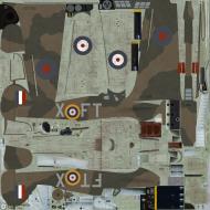 Asisbiz COD C6 I RAF 43Sqn FTX England Aug 1940