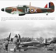 Asisbiz Hurricane I RAF 601Sqn UFK flown by HJ Riddle P3886 at RAF Exeter 1940 0A