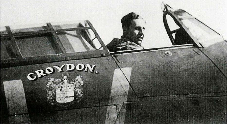 Hawker Hurricane IIa RAF 615Sqn KWM Croydon Z2703 England 1941 02