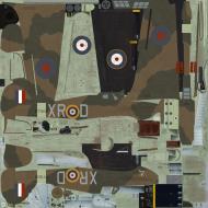 Asisbiz COD C6 Hurricane II RAF 71Sqn XRD P7308 England 1941
