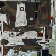 Asisbiz COD C6 I RAF 73Sqn P Paddy III flown by PO EJ Kain France 1940