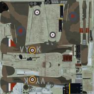 Asisbiz COD C6 Hurricane I RAF 85Sqn VYK England July 1940