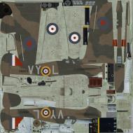 Asisbiz COD C6 Hurricane I RAF 85Sqn VYL Harry Hammy Hamilton England July 1940