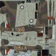 Asisbiz COD C6 Hurricane I RAF 85Sqn VYQ Peter Townsend England July 1940