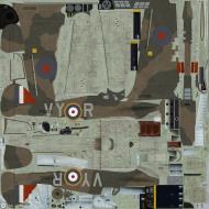 Asisbiz COD C6 Hurricane I RAF 85Sqn VYR PO Lewis England July 1940