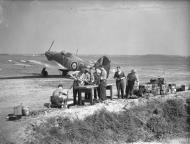 Asisbiz Hawker Hurricane I RAF 85Sqn VYC at Lille Seclin 1940 IWM HU1518
