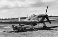 Asisbiz Hawker Hurricane I RAF 85Sqn VYK Geoffrey S Allard P3408 England July 1940 IWM HU104451