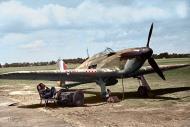 Asisbiz Hawker Hurricane I RAF 85Sqn VYK Geoffrey Sammy Allard P3408 England July 1940 01