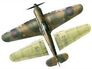 Asisbiz Hawker Hurricane I RAF 85Sqn VYR Albert G Lewis P2923 Croydon Aug 1940 TC15016B
