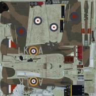 Asisbiz COD C6 Hurricane I RAF 87Sqn LKA Ian Gleed England Sep 1940