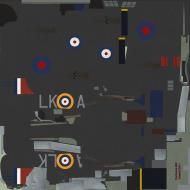 Asisbiz COD KF Hurricane I RAF 87Sqn LKA Ian Gleed P2798 England 1941