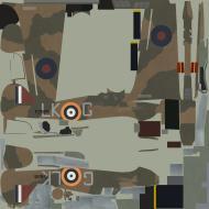 Asisbiz COD KF Hurricane I RAF 87Sqn LKG Watson England Aug 1940