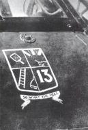 Asisbiz Hurricane personal emblem RAF 87Sqn DH Ward RNZAF Battle of Braitain 1940 01