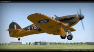 Asisbiz COD YO Hurricane I RAF Flying School 4 L1873 Gunnery Flight central Flying School Upharon 1940 V0A