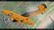 Asisbiz COD YO Hurricane I RAF Flying School 4 L1873 Gunnery Flight central Flying School Upharon 1940 V0B