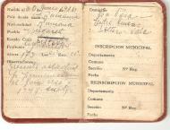 Asisbiz Aircrew Romanian pilot Petre Cordescu ID papers 02