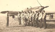 Asisbiz Aircrew Romanian pilot Petre Cordescu Romanian AF with fellow pilots 03