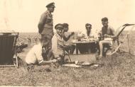 Asisbiz Aircrew Romanian pilot Petre Cordescu showing living conditions during the war Romania 02